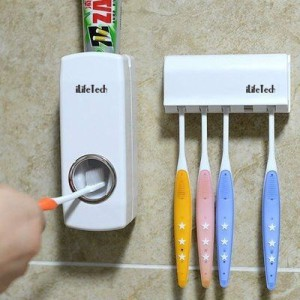 toothpaste bathroom tech